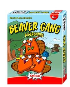 Amigo Beaver Gang (Biberbande) Gesellschaftsspiel 744986800000 Bild Nr. 1