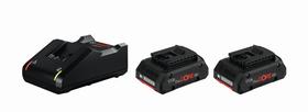 Starter-Set 2 x ProCORE18V 4.0 Ah + GAL 18V-40 Ersatzakku und Ladegerät Bosch Professional 616244300000 Bild Nr. 1