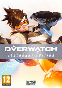 PC - Overwatch - Legendary Edition (D) Box 785300137392 Bild Nr. 1