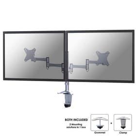 """supporto tavola 10""""-27"""" 2 schermo Monitor NewStar 785300127584 N. figura 1"""