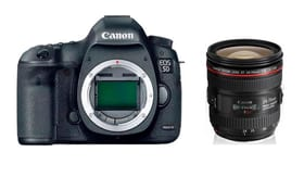 EOS 5D Mark IV + EF 24-70mm 4L Kit appareil photo reflex Canon 785300126138 Photo no. 1