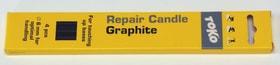 Repair Candle 6mm Reparaturstick Toko 494726500020 Grösse / Farbe Grphite Bild-Nr. 1