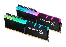 Trident Z RGB 16GB (2x 8GB DDR4-3000) Mémoire G.Skill 785300147439 Photo no. 1