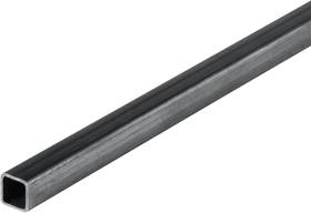 Tube carré 1 x 12 x 12 mm acier laminé à froid 1 m alfer 605112100000 Photo no. 1