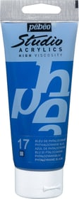 Pébéo Studio Acrylic Pebeo 663509831017 Farbe Phtaloblau Bild Nr. 1