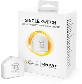 HomeKit Single Switch Intelligenter Schalter Fibaro 785300132213 Bild Nr. 1
