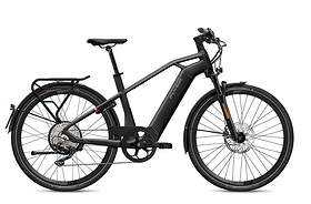 "Upstreet6 7.10 HS 27.5"" E-Bike 45km/h FLYER 463378400420 Farbe schwarz Rahmengrösse M Bild Nr. 1"