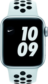 Watch Nike SE LTE 40mm Silver Aluminium Pure Platinum/Black Nike Sport Band Smartwatch Apple 785300155532 Bild Nr. 1