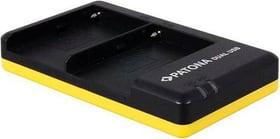 Dual USB NP-FM500H Ladegerät Patona 785300144502 Bild Nr. 1