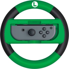 Nintendo Switch Deluxe Wheel Attachment Luigi Manette Hori 785300129445 Photo no. 1