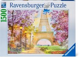 Puzzle Verliebt 1500 Puzzle Ravensburger 748988800000 Bild Nr. 1
