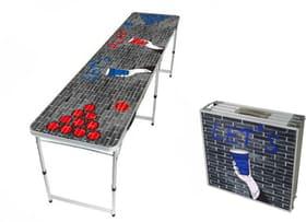 Trinkspiel Bierpong-Tisch Gesellschaftsspiel 747362600000 Bild Nr. 1