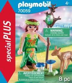 70059 Nymphe et faon PLAYMOBIL® 748011000000 Photo no. 1