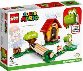 Super Mario Casa di Mario e Yoshi - Pack di Espansione 71367 LEGO® 748749900000 N. figura 1