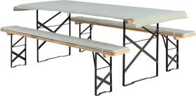 Garniture pour ensemble table et bancs 753339200000 Photo no. 1