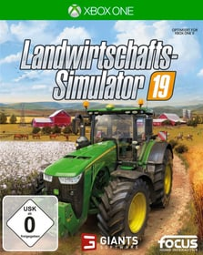 XONE - Landwirtschafts-Simulator 19 D Box 785300156054 N. figura 1