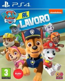 PS4 - Paw Patrol: Al Lavoro (I) Box 785300138146 Photo no. 1