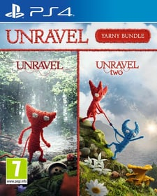 PS4 - Unravel Yarny Bundle Box 785300140675 Bild Nr. 1