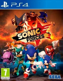 Sonic Forces - Day One Edition [PS4] (I) Box 785300129661 N. figura 1