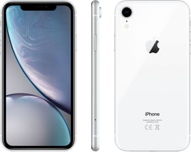 iPhone XR 64GB White Smartphone Apple 794635400000 Photo no. 1