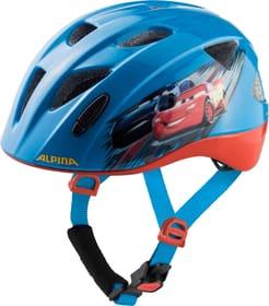 XIMO DISNEY Casque de vélo Alpina 465047261130 Taille 47-51 Couleur rouge Photo no. 1