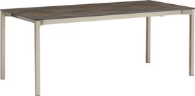 MALO Table àrallonge 408013318003 Dimensions L: 190.0 cm x P: 90.0 cm x H: 75.0 cm Couleur OXIDO TERRA Photo no. 1