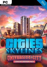 PC - Cities: Skylines-Creator University City Download (ESD) 785300144851 Photo no. 1