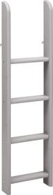 CLASSIC Echelle droite mi-hauteur Flexa 404989700000 Dimensions L: 41.0 cm x P: 11.0 cm x H: 143.0 cm Couleur Gris Photo no. 1