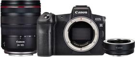 EOS R + RF 24-105mm f/4L + adaptateur appareil photo hybrid Canon 793438100000 Photo no. 1