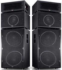 Power HiFi Stereo Set HiFi System Teufel 785300145035 Bild Nr. 1