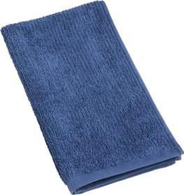 EVITA Serviette d'hote 450861120243 Couleur Bleu Dimensions L: 30.0 cm x H: 50.0 cm Photo no. 1