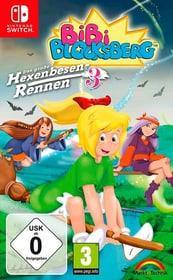NSW - Bibi Blocksberg: Hexenbesen-Rennen 3 D Box 785300139606 Photo no. 1