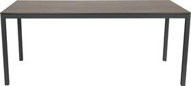 LOCARNO, 140 cm, piètement anthracite, plateau HPL Table 753193614070 Taille L: 140.0 cm x L: 80.0 cm x H: 74.0 cm Couleur Oxido Terra Photo no. 1