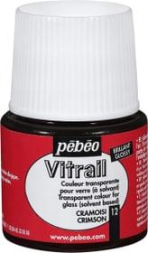 Pébéo Vitrail glossy crimson 12 Pebeo 663506101200 Bild Nr. 1