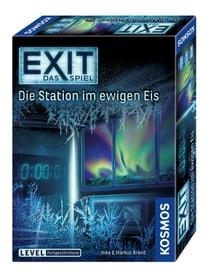 Exit Die Station Im Ewigen Eis_De Gesellschaftsspiel KOSMOS 748945690000 Sprache DE Bild Nr. 1