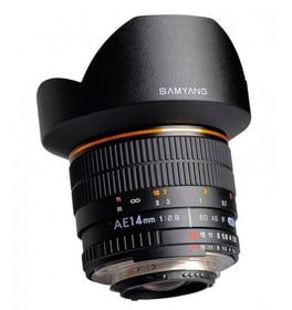 14mm F2.8 IF ED UMC Aspherical Sony Objectif Samyang 785300125120 Photo no. 1