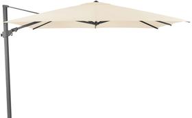 VARIOFLEX 300 x 300 cm Ombrellone a braccio libero Suncomfort by Glatz 753018500004 Colore del rivestimento Écru N. figura 1