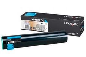 X945X2CG, cyan Cartouche de toner Lexmark 785300124480 Photo no. 1