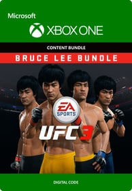 Xbox One - UFC 3: Bruce Lee Bundle Download (ESD) 785300135550 Photo no. 1
