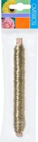 20cm, 100g Filo di ferro per legare Do it + Garden 657001200055 Colore Oro Taglio ø: 0.5 mm x L: 60.0 m N. figura 1