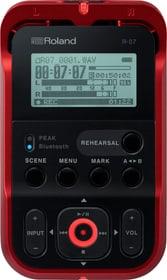 R-07 - Rot Audio Recorder Roland 785300150586 Bild Nr. 1