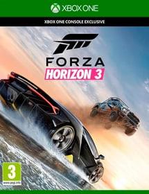 Xbox One - Forza Horizon 3 Box 785300121250 Photo no. 1