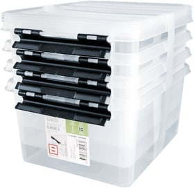 Classic 2, 4er Set Aufbewahrungsbox SmartStore 603679800000 Bild Nr. 1