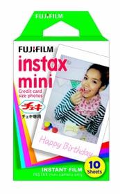 Instax Mini Film 1 x 10 photos Instax Mini FUJIFILM 785300123590 Photo no. 1