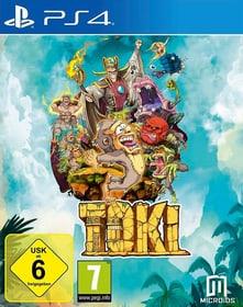 PS4 - Toki D Box 785300145279 N. figura 1