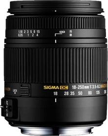 18-250mm/3,5-6,3 DC MACRO HSM PX Objectif Sigma 785300135380 Photo no. 1