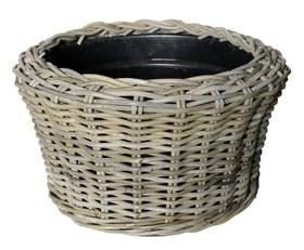 Corbeille à plantes Dry Pot 659650100000 Couleur Gris Taille ø: 55.0 cm x H: 34.0 cm Photo no. 1