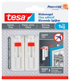 Klebenagel verstellbar, Tapete & Putz, 1 kg