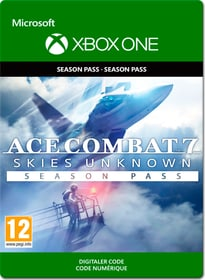 Xbox One - Ace Combat 7: Skies Unknown Season Pass Download (ESD) 785300141427 Bild Nr. 1