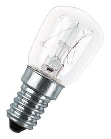 Kühlgerätelampe 25W E14 Birnenform klar Xavax 9000039781 Bild Nr. 1